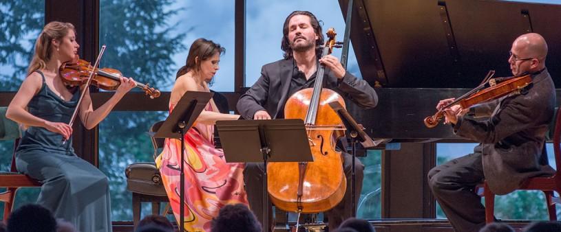 Sitka Alaska Summer Classical Music Festival