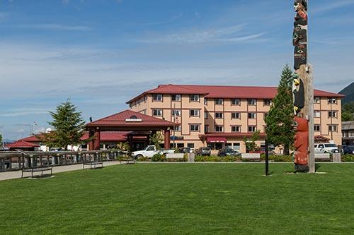 Totem Square Hotel Sitka Alaska